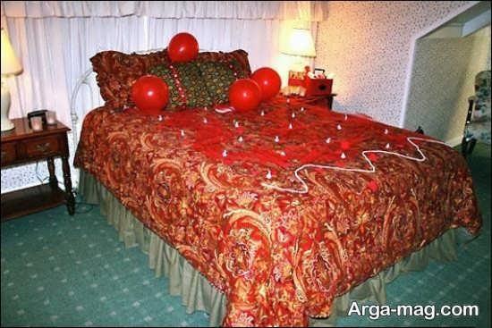 تزیین متفاوت اتاق خواب