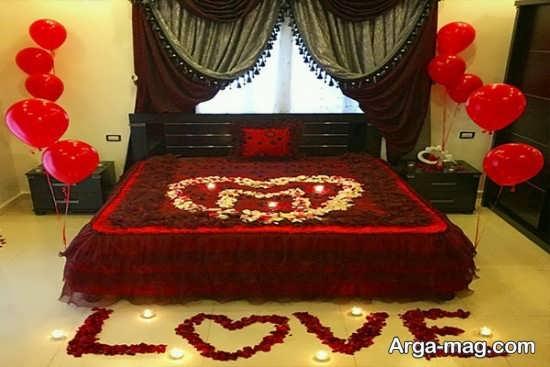 تزیین ایده آل اتاق عروس