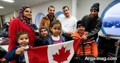 مهاجران به کانادا