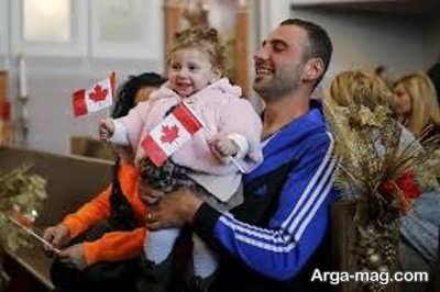 پناهنده کانادا