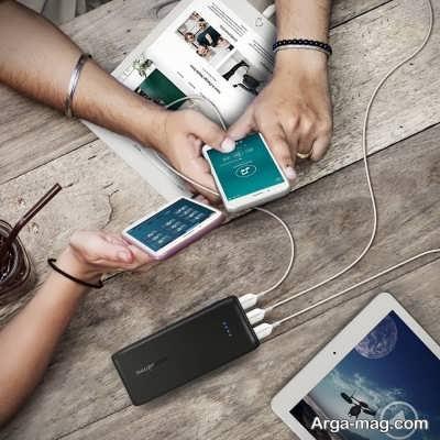 شارژ گوشی های جدید