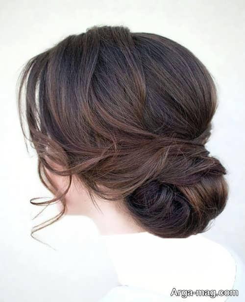 مدل موی شیک و جدید برای موهای کم پشت