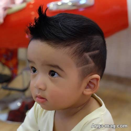 مدل موی بچه گانه