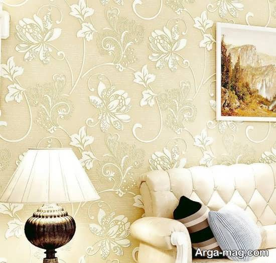 Classic wallpaper 1 - مدل های کاغذ دیواری کلاسیک بسیار زیبا و لاکچری