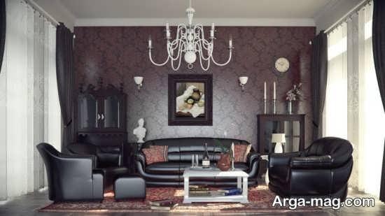 Classic wallpaper 11 - مدل های کاغذ دیواری کلاسیک بسیار زیبا و لاکچری