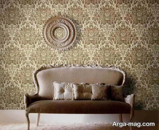 کاغذ دیواری لاکچری کلاسیک