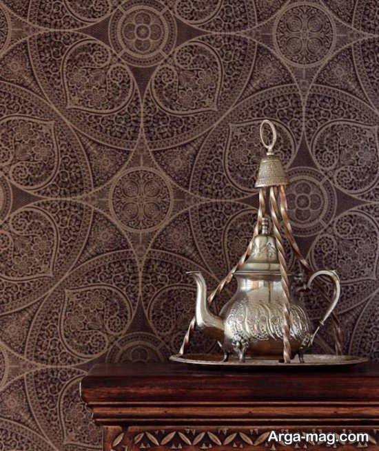 Classic wallpaper 15 - مدل های کاغذ دیواری کلاسیک بسیار زیبا و لاکچری
