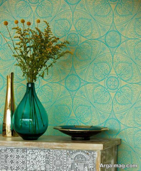 Classic wallpaper 16 - مدل های کاغذ دیواری کلاسیک بسیار زیبا و لاکچری