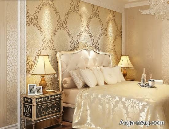 Classic wallpaper 18 - مدل های کاغذ دیواری کلاسیک بسیار زیبا و لاکچری