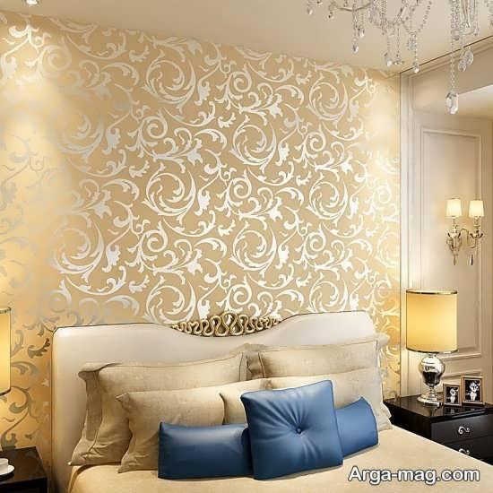 کاغذ دیواری زیبای کلاسیک