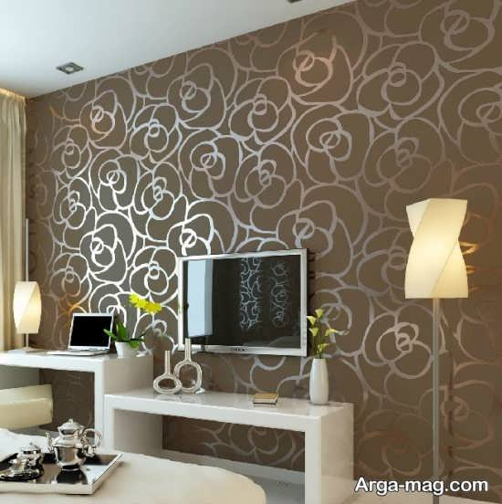 Classic wallpaper 3 - مدل های کاغذ دیواری کلاسیک بسیار زیبا و لاکچری