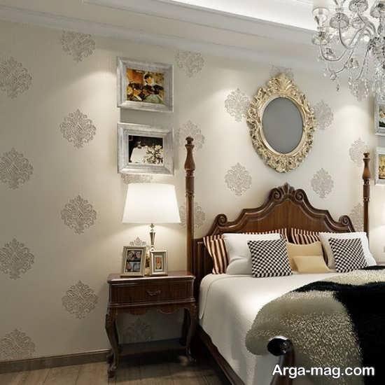 Classic wallpaper 4 - مدل های کاغذ دیواری کلاسیک بسیار زیبا و لاکچری
