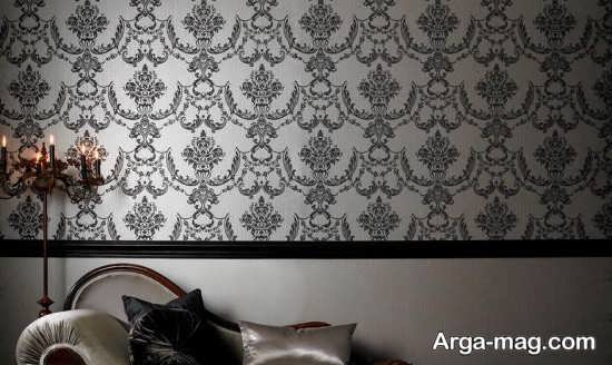 Classic wallpaper 7 - مدل های کاغذ دیواری کلاسیک بسیار زیبا و لاکچری