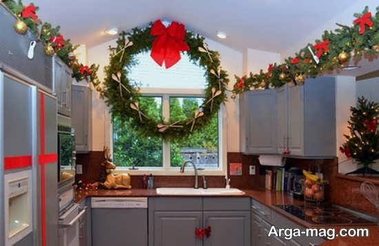 تزیین فوق العاده در آشپزخانه