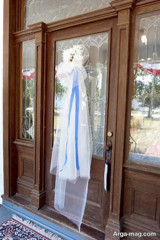 درب زیبای اتاق عروس