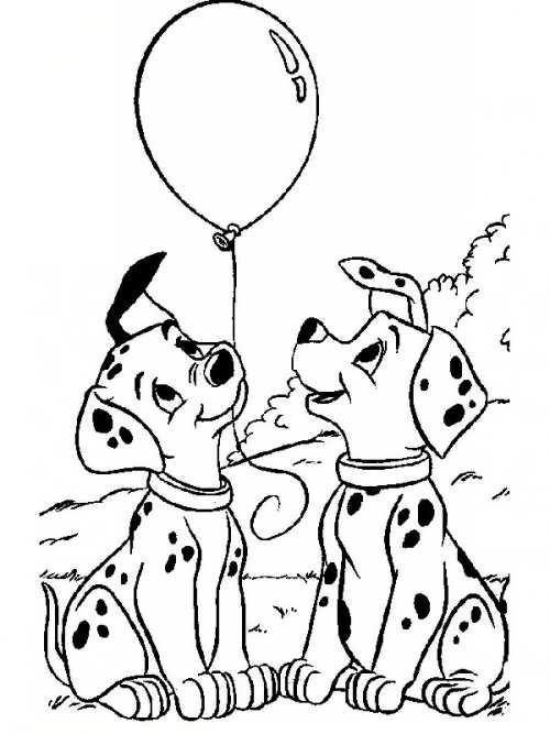 نقاشی سگ فانتزی