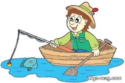 شعر قایق رانی برای بچه ها