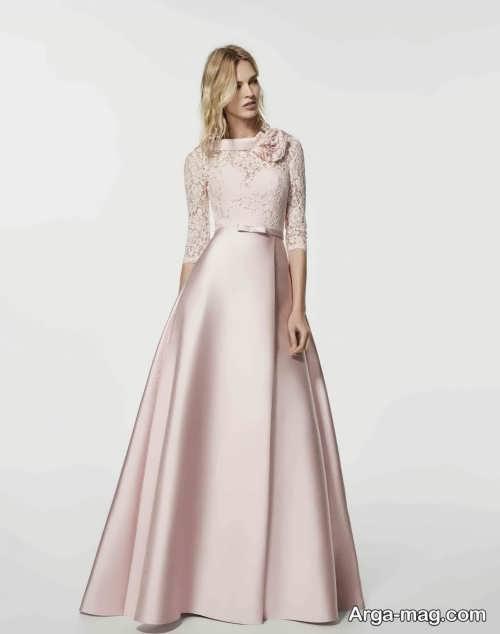 مدل لباس مجلسی با حجاب و جذاب