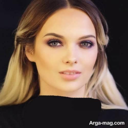 مدل آرایش جدید و زیبا