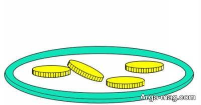 شعر سکه سفره هفت سین