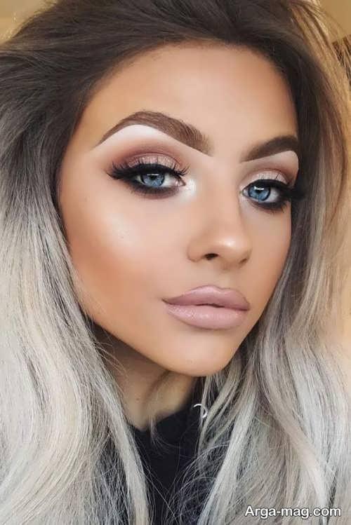 مدل آرایش دخترانه 2018