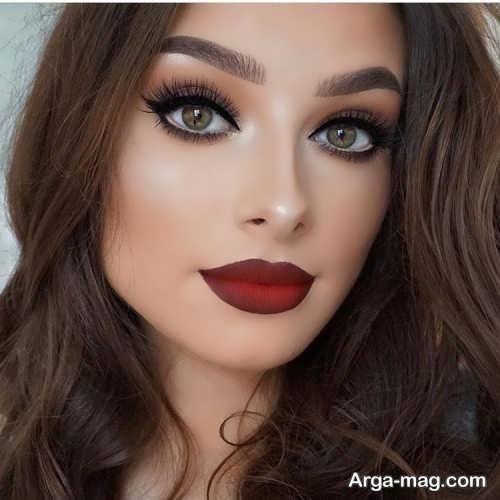 مدل میکاپ زنانه 2018