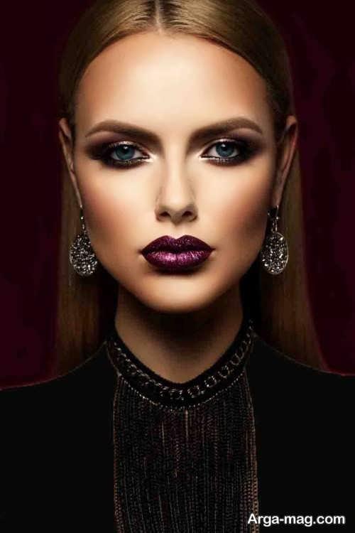 مدل میکاپ دخترانه 2018