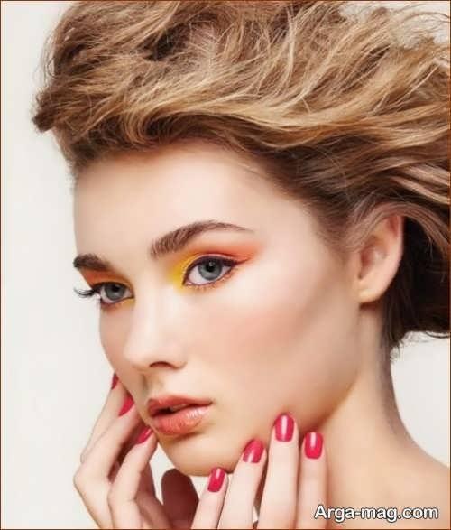 مدل آرایش دخترانه