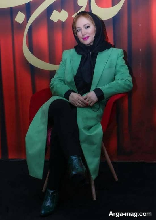مدل مانتو و پالتوی بازیگران زن ایرانی