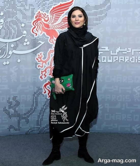 مدل مانتو سحر دولتشاهی