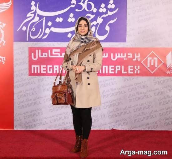 مدل پالتوی بازیگران زن ایرانی