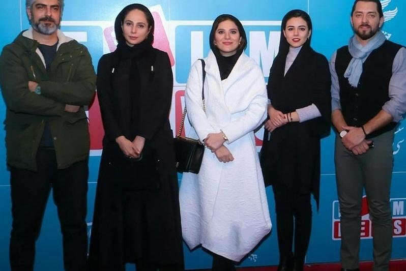 جشنواره فیلم فجر عکس هنرمندان