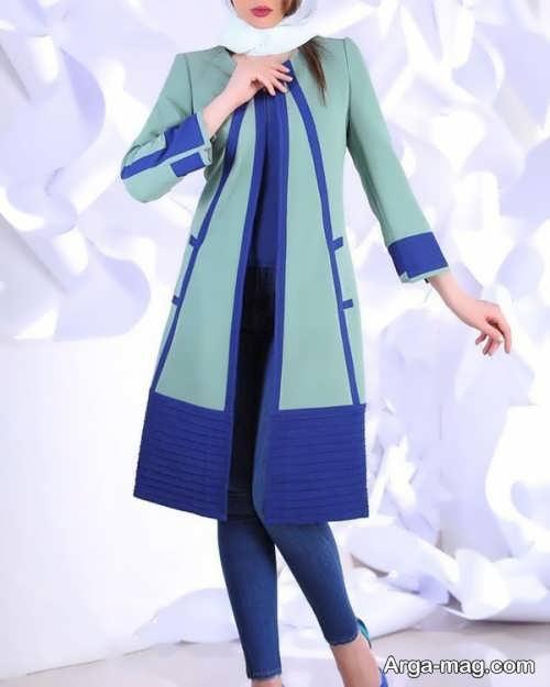 مدل مانتو 97 اسپرت دخترانه