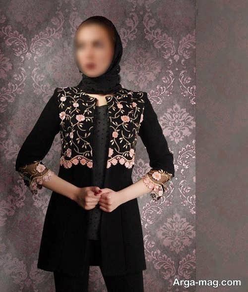 مدل مانتو زیبا برای عید نوروز