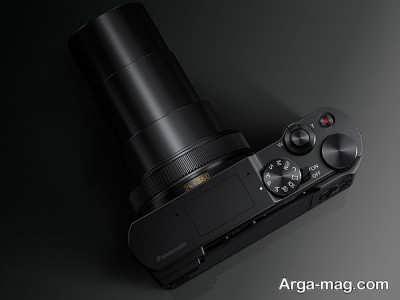 پاناسونیک TZ200 با قابلیت زوم و سنسور