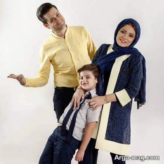 عکس های خانوادگی پویا امینی