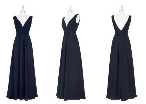 مدل لباس مجلسی یقه هفت
