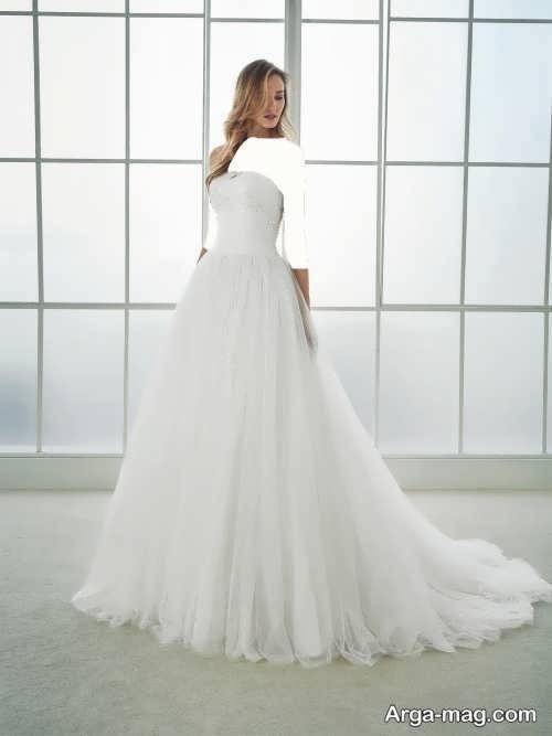 لباس عروس زیبا و جذاب