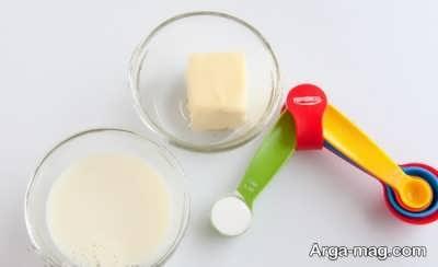 مواد لازم برای تهیه کیک اسپارتاک
