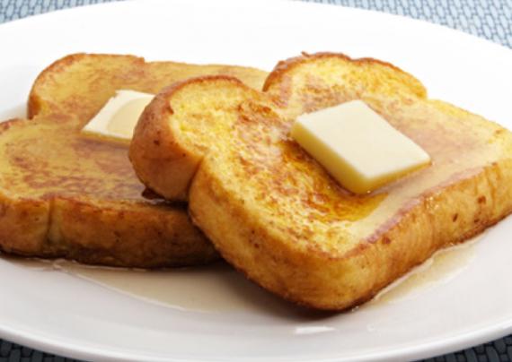 طرز تهیه نان تست