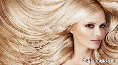 روش های روشن کردن مو بدون دکلره و با کمک مواد شیمیایی و طبیعی
