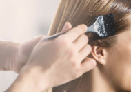 روشن کردن مو بدون دکلره
