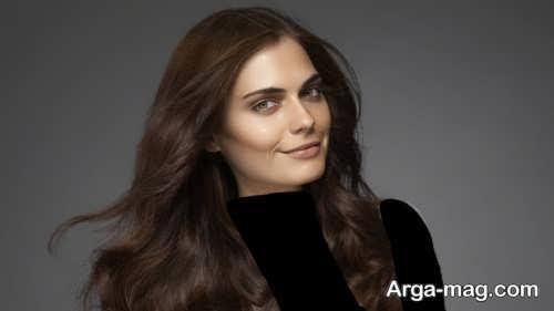 مدل موی زیبا و خاص زنانه