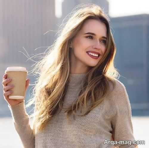 مدل موی شیک و ساده زنانه