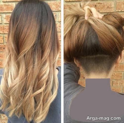 مدل موی زنانه بلند و جدید