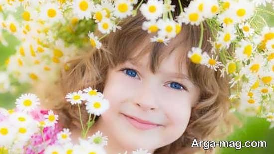 عکس زیبا و دخترانه پر انرژی