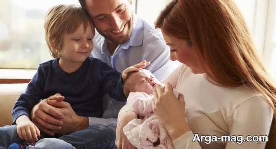 مدل عکس خانوادگی