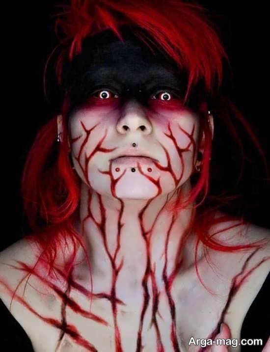 عکس هالووینی پروفایل ترسناک