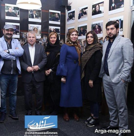 علی پروین و خلنولده اش