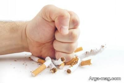عوارض ناشی از ترک سیگار